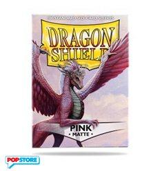 Dragon Shield - Matte Pink - 100 Bustine