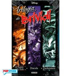 Topolino Limited De Luxe Edition - Cofanetto Trilogia Horror Vuoto