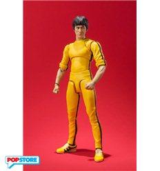 Bandai - Bruce Lee Yellow Suit - Sh Figuarts - Af 14Cm
