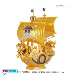 Bandai - One Piece Grand Ship Collection - Thousand Sunny Gold - Bandai Model Kit