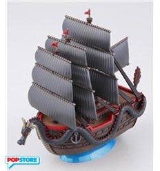 Bandai - One Piece - Grand Ship Collection 09 Piccola - Dragon'S Ship - Bandai Model Kit