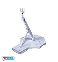 Bandai - Action Base White 1