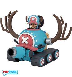 Bandai - One Piece Chopper Robot 1 Chopper Tank