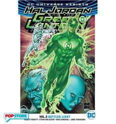 Dc Universe Rebirth - Hal Jordan And The Green Lantern Corps 002