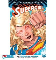 Dc Universe Rebirth - Supergirl 001