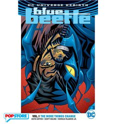 Dc Universe Rebirth - Blue Beetle 001