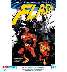 Dc Universe Rebirth - The Flash Tp 002