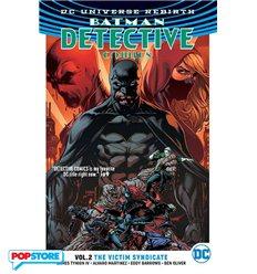 Dc Universe Rebirth - Batman Detective Comics 002
