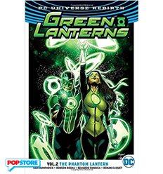 Dc Universe Rebirth - Green Lanterns 002