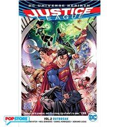 Dc Universe Rebirth - Justice League Tp 002