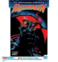 Dc Universe Rebirth - Aquaman Tp 002