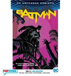 Dc Universe Rebirth - Batman Tp 002