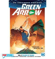 Dc Universe Rebirth - Green Arrow Tp 002