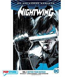 Dc Universe Rebirth - Nightwing Tp 001