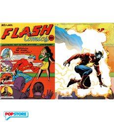 Dc Universe Rebirth - Flash 022 Lenticular Variant