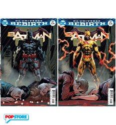 Dc Universe Rebirth - Batman 022 Lenticular Variant