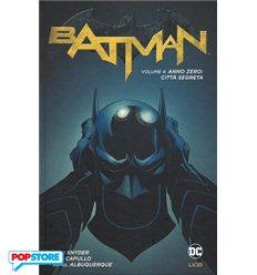 Batman Hc 004 - Anno Zero - Città Segreta
