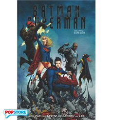 Batman/Superman New 52 Limited Hc 002