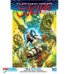Dc Universe Rebirth - Suicide Squad Tp 002