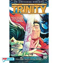 Dc Universe Rebirth - Trinity Hc 001