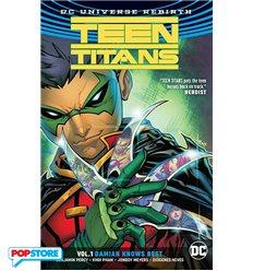 Dc Universe Rebirth - Teen Titans Tp 001