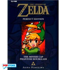 The Legend of Zelda - Perfect Edition - The Minish Cap - Phantom Hourglass