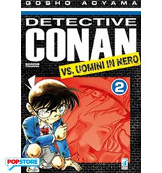 Detective Conan vs. Uomini in Nero 002