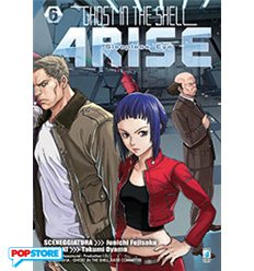 Ghost In The Shell - Arise 006