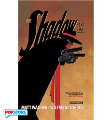 The Shadow Year One 001