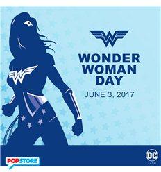 WONDER WOMAN DAY 2017 - ALBO PROMOZIONALE