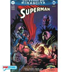 Superman Rinascita 010 Variant De Angelis