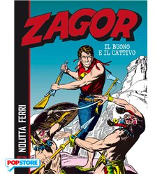 Zagor -  Il Buono E Il Cattivo