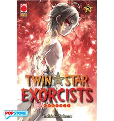 Twin Star Exorcists 005