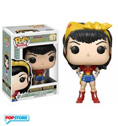 Dc Comics Bombshells - Pop Funko Vinyl 167 Wonder Woman