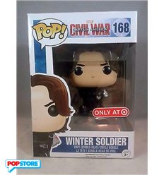 Civil War - Pop Funko Vinyl Figure 168 Winter Soldier No Arm