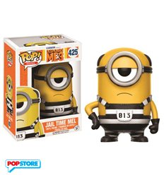Cattivissimo Me 3 - Pop Funko Vinyl Figure 425 Jail Time Mel