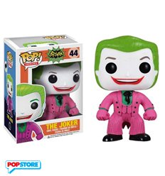 Batman - Pop Funko Vinyl Figure 44 Joker 1966 10 Cm