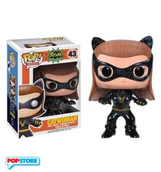 Batman - Pop Funko Vinyl Figure 43 Catwoman 1966 10 Cm