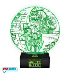 Paladone - Star Wars Rogue One - Death Star Lampada Usb 25Cm