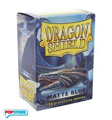 Dragon Shield - 100 Bustine Dragon Shield - Matte Blue