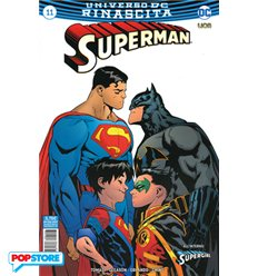 Superman Rinascita 011