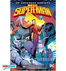 Dc Universe Rebirth - New Super-Man Tp 001