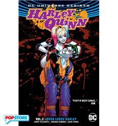 Dc Universe Rebirth - Harley Quinn Tp 002