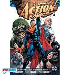 Dc Universe Rebirth - Superman Action Comics Hc Deluxe 001