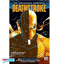 Dc Universe Rebirth - Deathstroke Tp 002