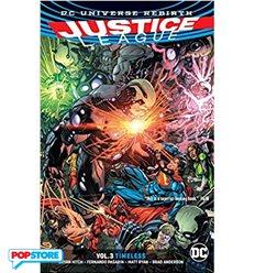Dc Universe Rebirth - Justice League Tp 003