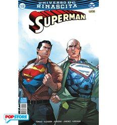 Superman Rinascita 012