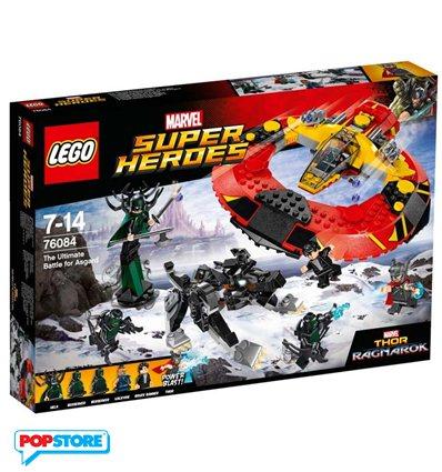 LEGO 76084 - La Battaglia Finale Di Asgard