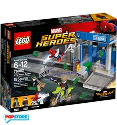 LEGO 76082 - Spider-Man Homecoming - Rapina Armata All'ATM