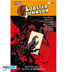 Lobster Johnson 03 - Satana Sente Puzza di Bruciato